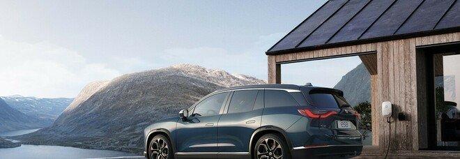 Norvegia, Nio parte per la Norvegia: l'azienda cinese invierà swap station e supercharger