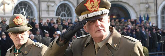 Pietro Serino Capo di Stato Maggiore dell'Esercito: l'orgoglio di Casapulla