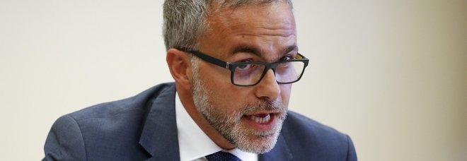Il direttore dell'Agenzia delle entrate Ernesto Maria Ruffini