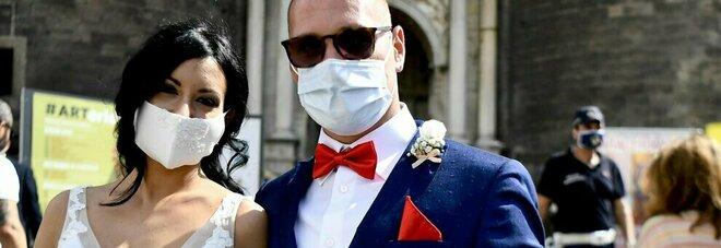 Matrimoni dal 15 giugno, a Napoli boom di riprogrammazioni per l'incognita coprifuoco