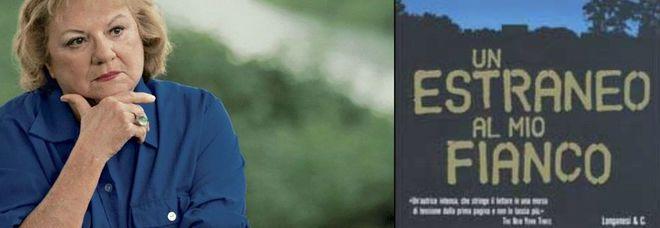 """Ann Rule e la copertina di """"Un estraneo al mio fianco"""""""