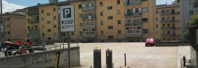 Strisce blu a Benevento, en plein di Trotta: altri 250 stalli all'azienda