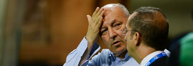 Inter, Marotta vuole seconda stella: «Credo nello scudetto»