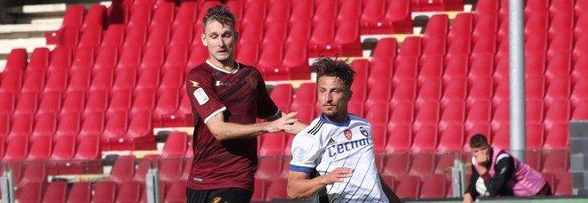 Salernitana, Top 11 Serie B: Gyomber e Bogdan coppia difensiva