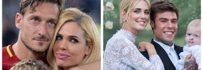 Totti e Ilary Blasi non sono andati al matrimonio Ferragnez: solo oggi svelato il perché