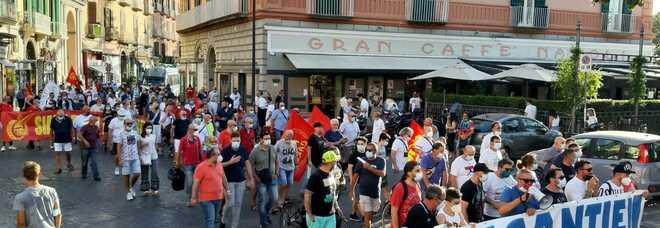Fincantieri Castellammare, De Luca chiama il governo: «Intollerabile un disimpegno»