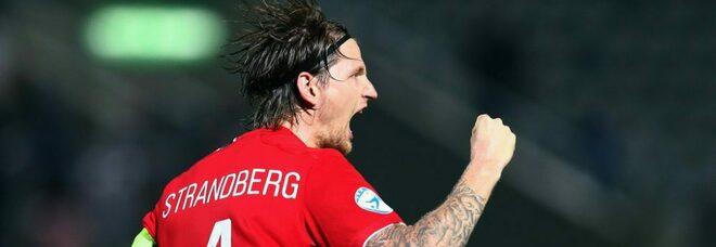 Salernitana, è fatta per Strandberg: ecco chi è il il difensore norvegese