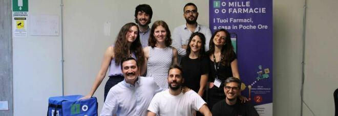 «Unobravo» e «1000 farmacie», Napoli vince all'UniCredit Start Lab