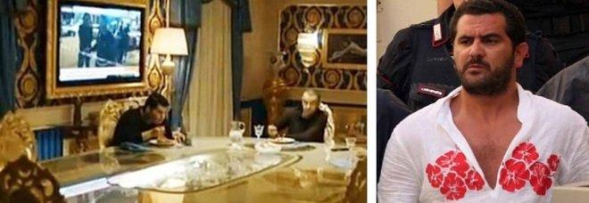La Cassazione: 18 anni al boss della villa-bunker usata come set per la serie tv «Gomorra»