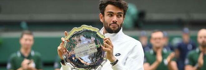 Matteo Berrettini: «Male oscuro dopo Wimbledon, ma torno per prendermi tutto»