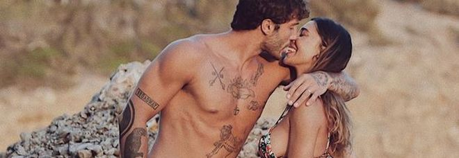 Belen incinta di Stefano De Martino? La risposta della showgirl: «Work in progress...»