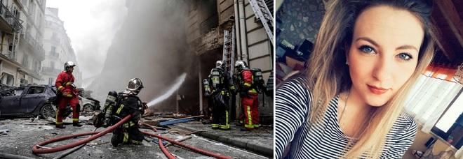 Esplosione Parigi, l'ultimo post di Angela su Fb : «Qua è un sogno ma Roma mi manca»