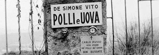 La Napoli di Bellavista: in mostra le foto di Luciano De Crescenzo | Guarda