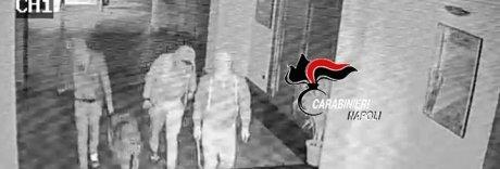 Rubavano da uffici dei Comuni carte d'identità in bianco: tre arresti