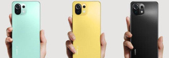 Xiaomi amplia la famiglia dei Mi 11 con la presentazione del nuovo Mi 11 Lite 5G