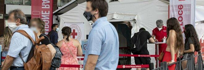 Bollettino Lazio, oggi 2 agosto: 292 contagi (a Roma 193). Le terapie intensive salgono a 48 (+2)