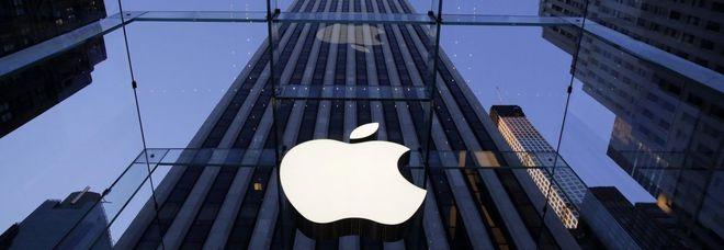 Il negozio Apple a Milano