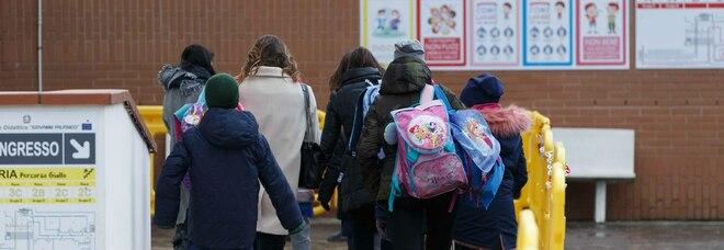 Avellino, elementari piene al 90% tra confusione e timori
