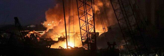 Esplosioni a Beirut, il Governatore: «Sembrava Hiroshima, la città è devastata»