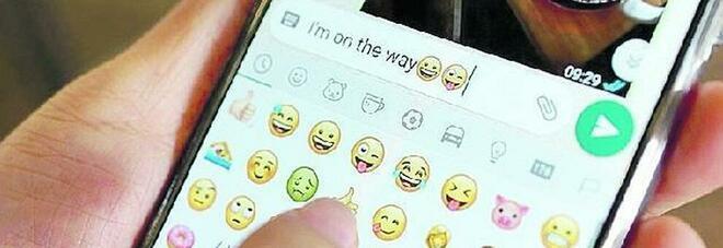 Addio faccine, «roba da vecchi»: pure le emoticon sono fuori moda