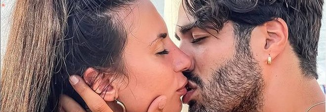 Manuela Carriero e Luciano Punzo (Instagram)