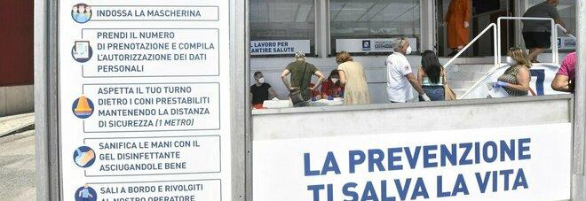 Il virus non molla la presa nel Casertano: 180 nuovi positivi su un totale di settemila