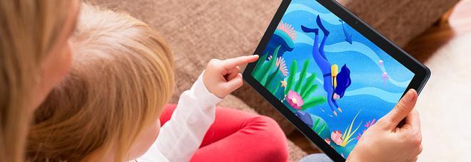MatePad T10 e T10S, arrivano i tablet low cost di Huawei per tutta la famiglia