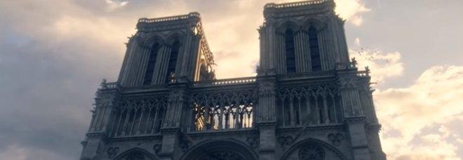 Notre-Dame, si muove anche il mondo dei videogiochi: Ubisoft regala Assassin's Creed Unity