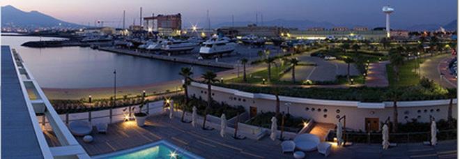 Yacht Club Castellammare di Stabia, il parcheggio è hi-tech con Came