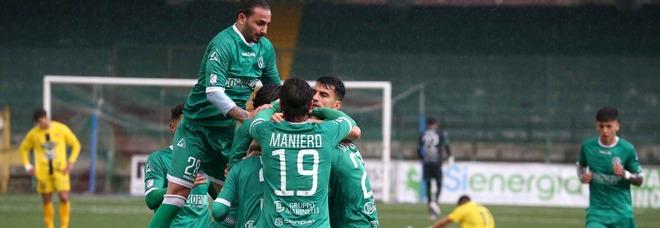 Avellino-Viterbese 3-0, i lupi calano il tris nella ripresa