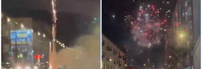 Napoli, fuochi d'artificio per omaggiare i detenuti: la denuncia del consigliere regionale