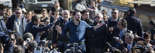 Rom, Salvini insiste su censimento «Non mollo e vado dritto» Video Ira Ue, Moscovici: «Agghiacciante»