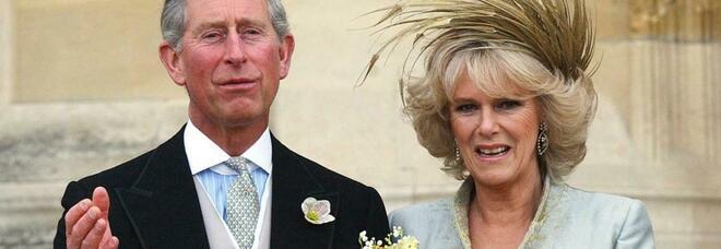 Carlo e Camilla un amore per sempre