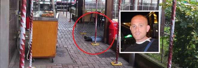 Spari tra la folla uomo ucciso all 39 esterno di un bar il for Il mattino di napoli cronaca