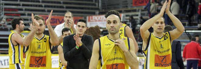 La Givova basket Napoli