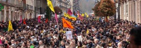 Ventimila giovani ad Avellino in corteo contro tutte le mafie
