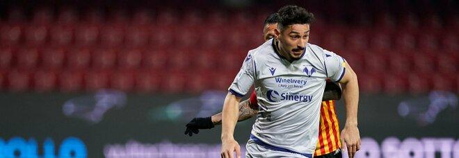 Il Benevento crolla 3-0 col Verona, per Inzaghi è ormai crisi nera