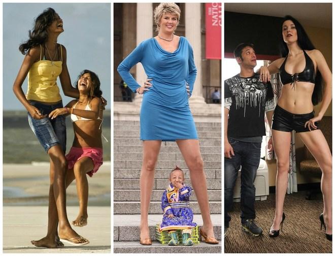 Le donne più alte invecchiano peggio ma la dieta può aiutare