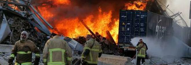 Beirut, nitrato d'ammonio: il fertilizzante esplosivo che piace ai terroristi
