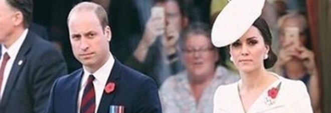 Kate Middleton in ansia per il marito, il principe William: ecco perché