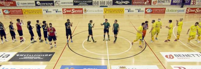 Real San Giuseppe ko con Padova: inutile la rete di Chano, termina 4-1