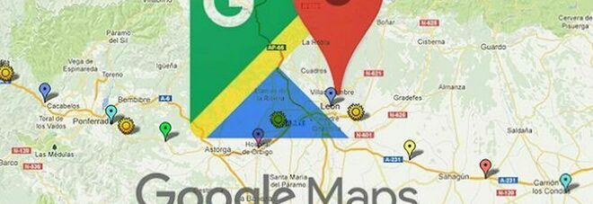 Google maps aggiorna le impostazioni: mostrerà agli automobilisti il percorso per consumare meno benzina
