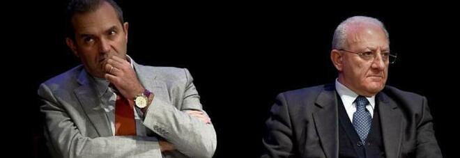 Campania in zona arancione, de Magistris accusa De Luca: «È schizofrenia istituzionale»