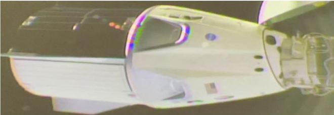 Crew Dragon, in diretta la prima manovra d'attracco alla stazione spaziale