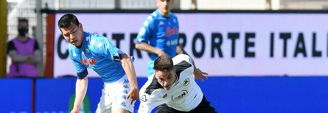 Lozano, la chiamata di Ancelotti: il Chucky è nei piani dell'Everton