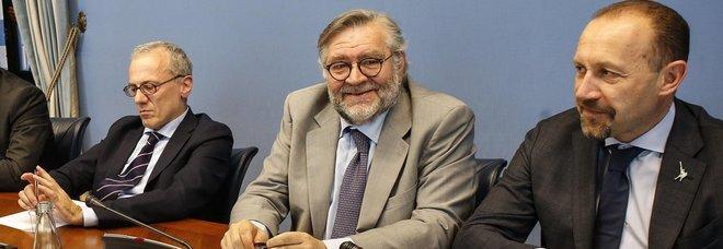Copasir, eletto presidente il leghista Volpi