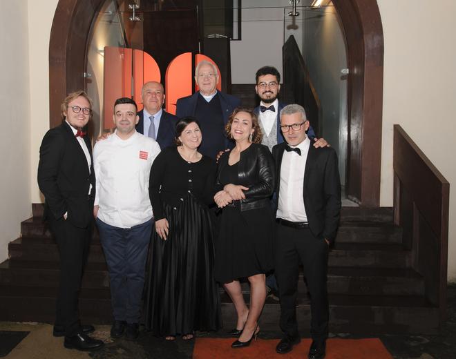 Policentrismo dell'arte, gala dinner con lo chef Alfonso Crisci tra le opere in esposizione