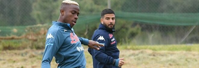 Napoli-Inter, convocato Idasiak: Zielinski stringe i denti e recupera