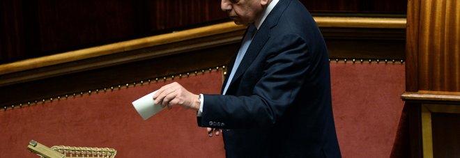 Adriano Galliani al Senato
