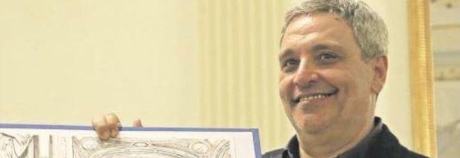 Maurizio De Giovanni: «Non solo gialli, scrivo un film per Gassmann»